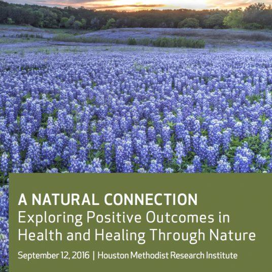 health and nature symposium