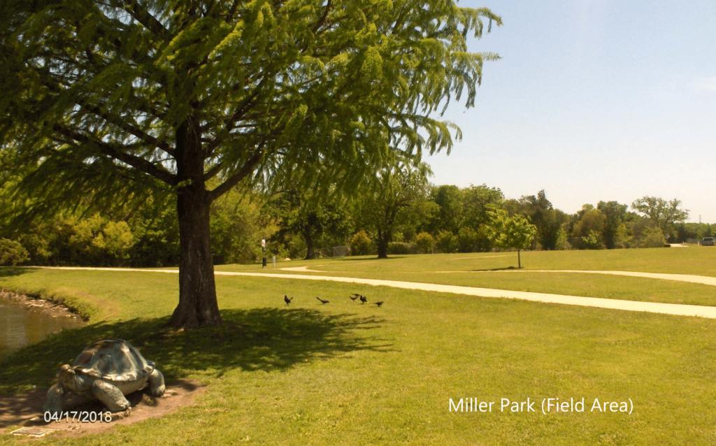 Milton Park - Central Texas