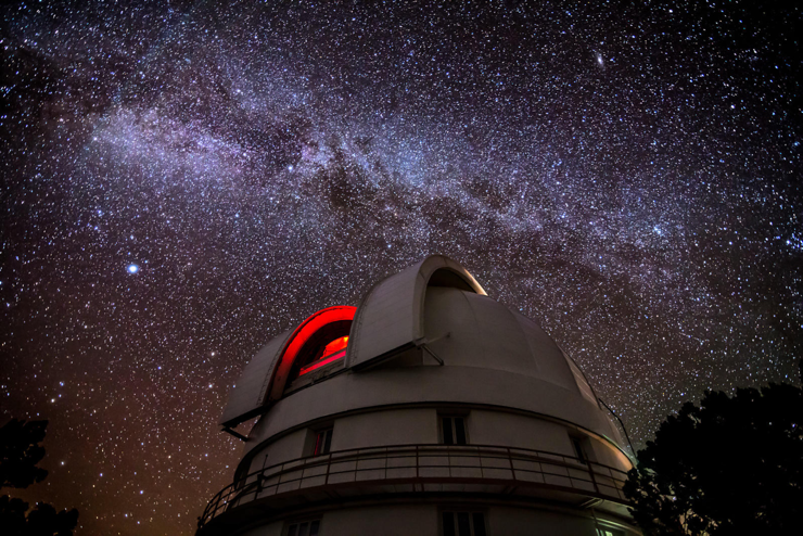 McDonald Observatory Dark Skies Initiative