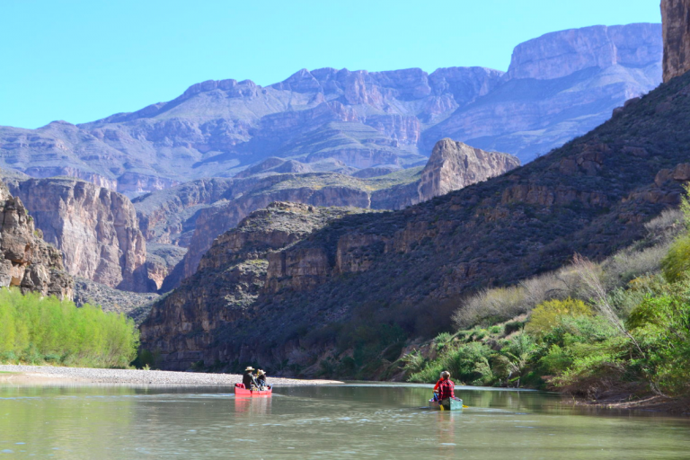 Wild Adventure Outfitters river trip
