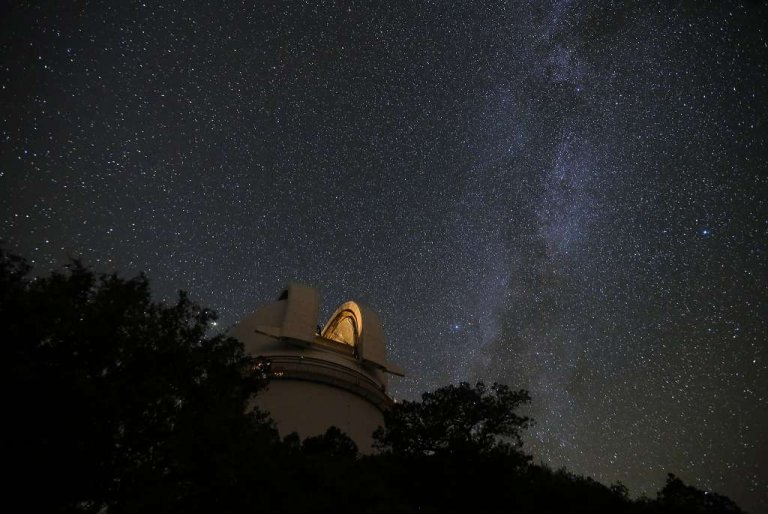 Dark Skies Initiative Conservation Project at the McDonald Observatory