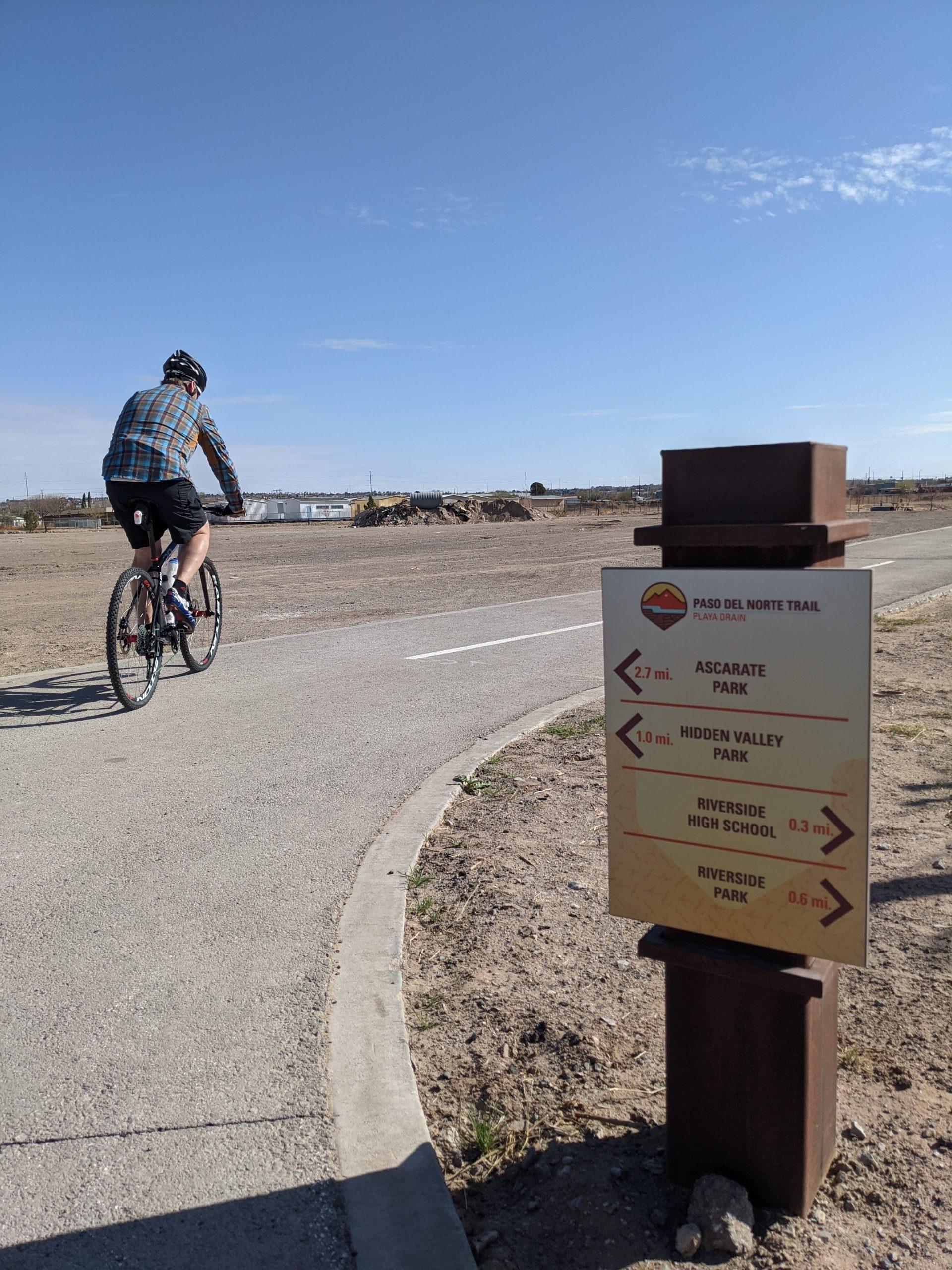 Paso del Norte Trail
