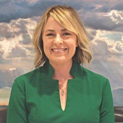 Sarah Tober, President and Executive Director of Scenic Texas